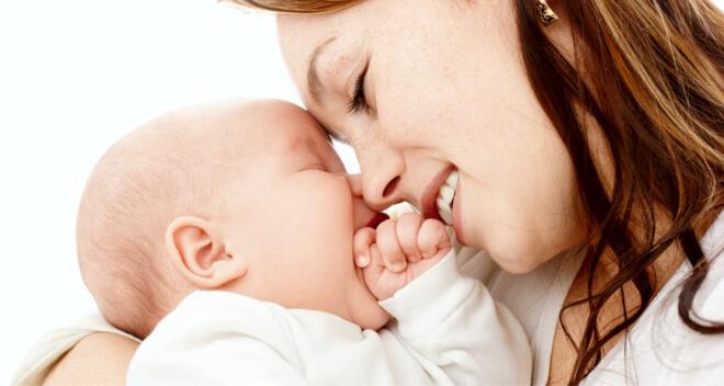 reto para una nueva madre