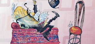 Psicoanalisis Freud Caricatura