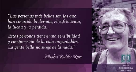 Kubler-Ross Frase