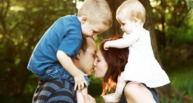relacion pareja despues de los hijos