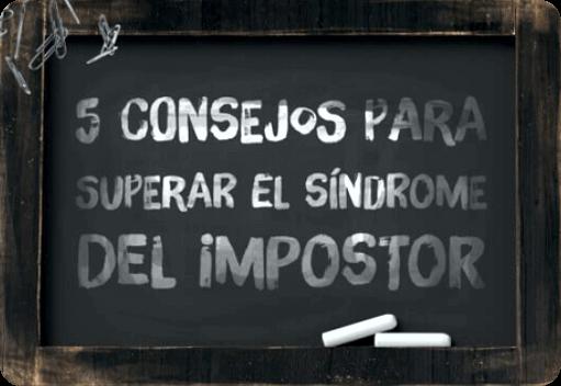 5 consejos sindrome del impostor