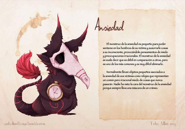 Ansiedad - Toby Allen