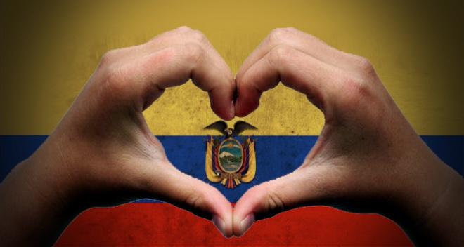 Apoyo terremoto en ecuador