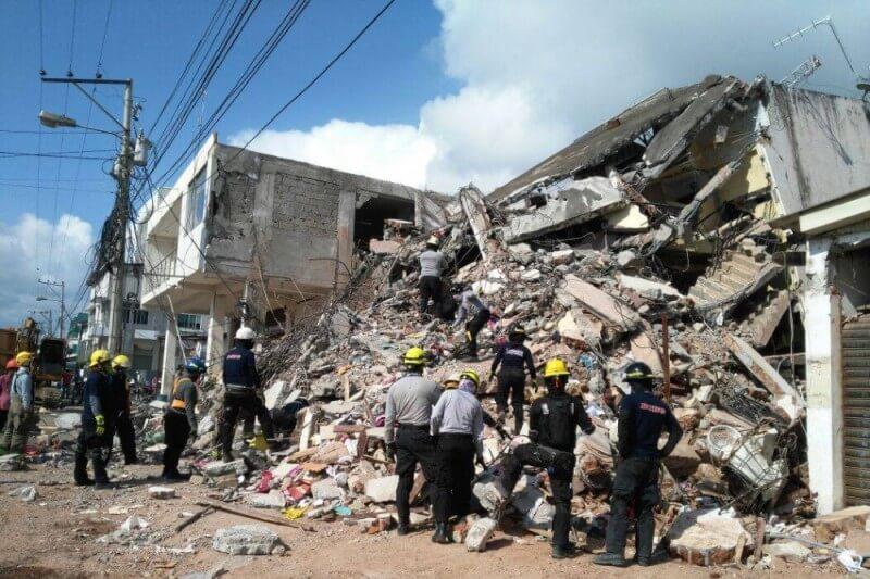 terremoto ecuador abril 2016
