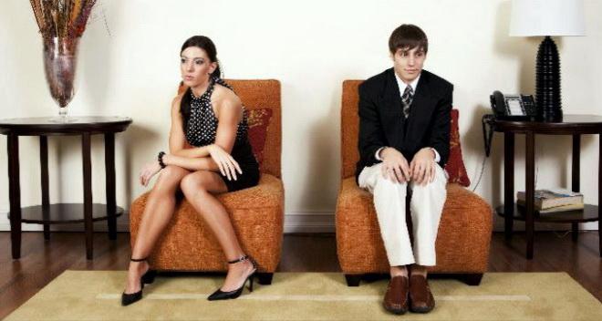 Trabajar con un ex