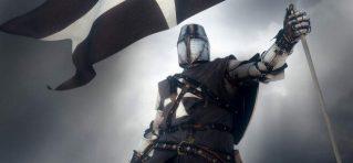 caballero armadura