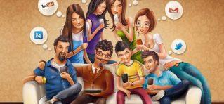 Relaciones familiares - nuevas tecnologias