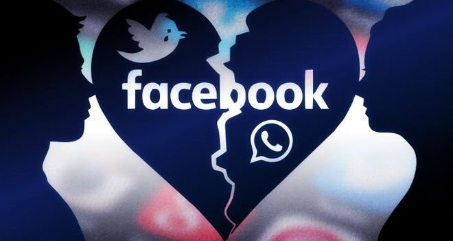 facebook y whatsapp afectan mi relacion