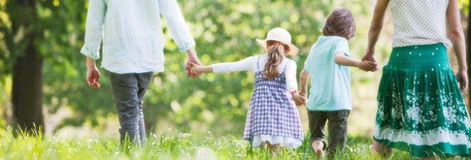 familia funcional personas sanas