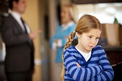 hijos ante el divorcio