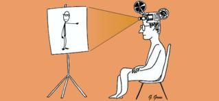 proyección psicológica