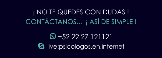 Whatsapp Skype Ayuda Psicologica en Linea