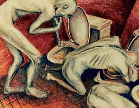 Bulimia Nerviosa Artwork