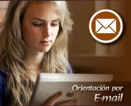 Orientación por E-mail