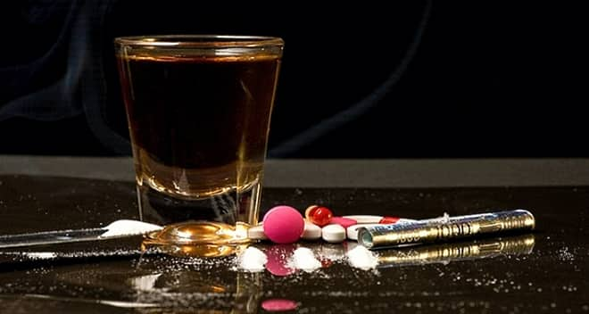 alcoholismo y drogadicción