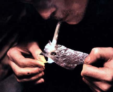 fumar piedra