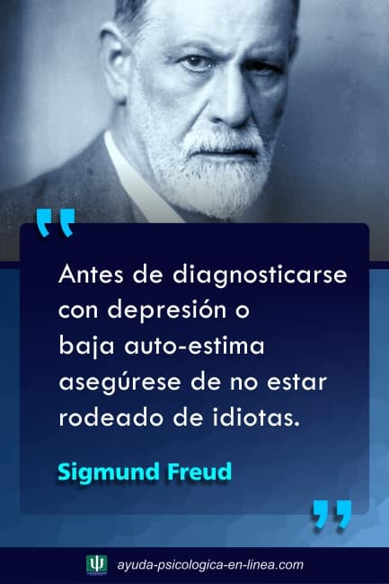diagnostico depresión freud