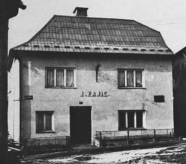 Casa donde nació Freud