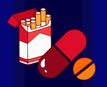 comprimidos de nicotina