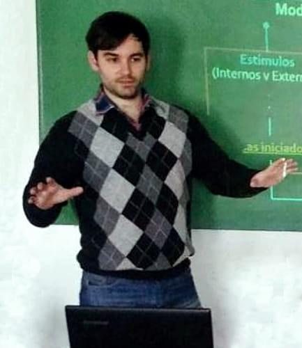 Nicolás Piragine Docente