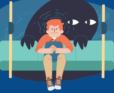 persona ansiosa