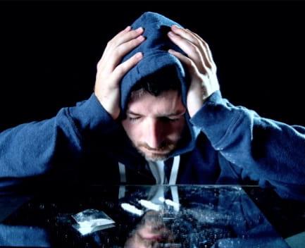 síndrome de abstinencia cocaína