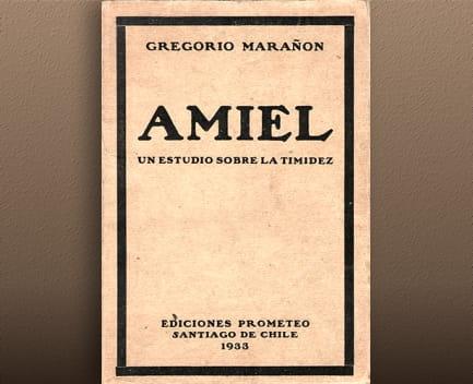 Amiel edición 1933