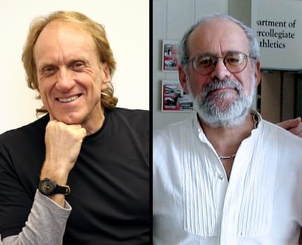 Creadores de la Terapia Narrativa: David Epston y Michael White