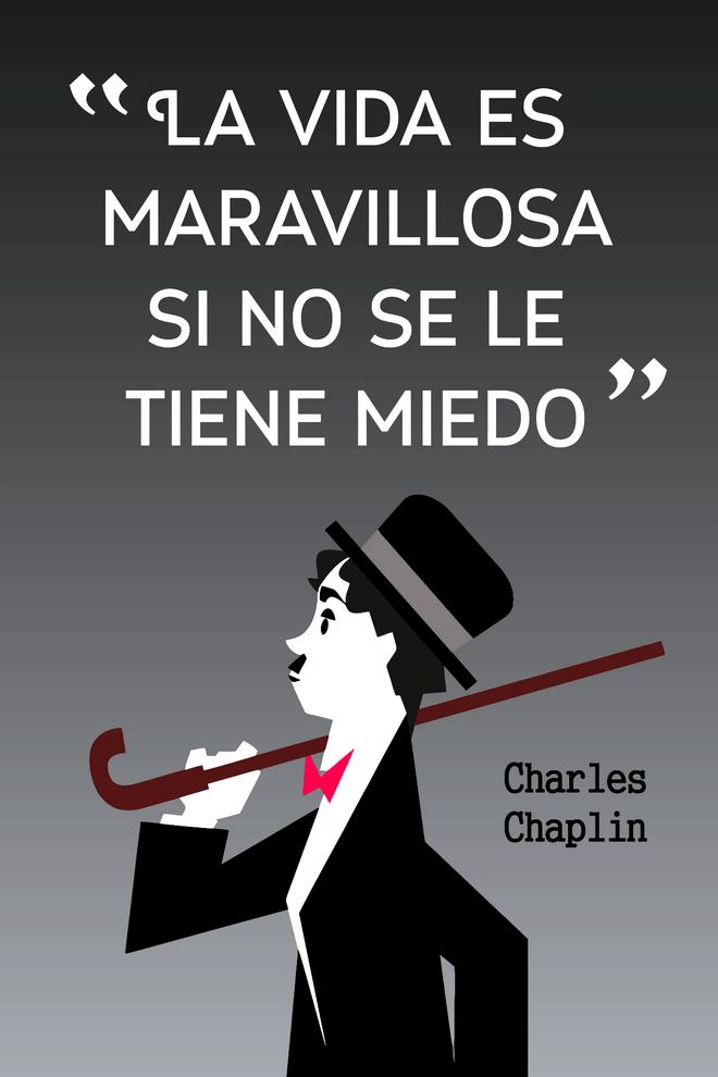 Frase Charles Chaplin