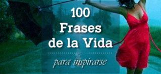 100 Frases de la vida