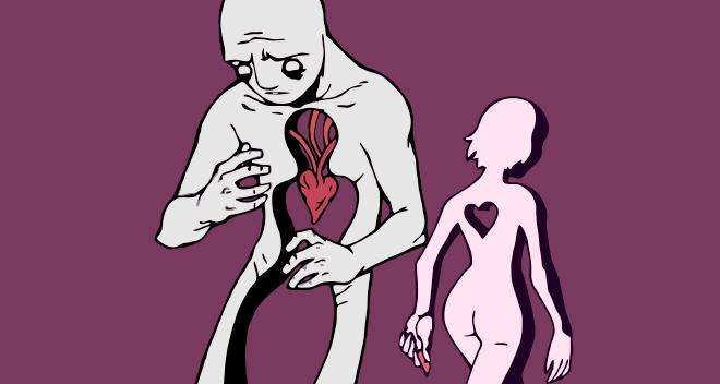 decepción amorosa