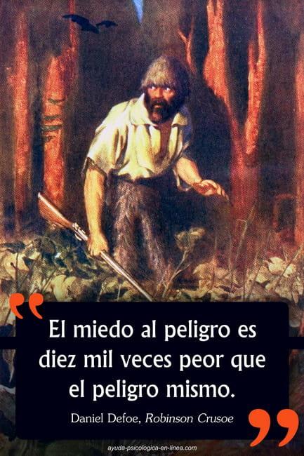 Resumen De Robinson Crusoe Corto Y Completo