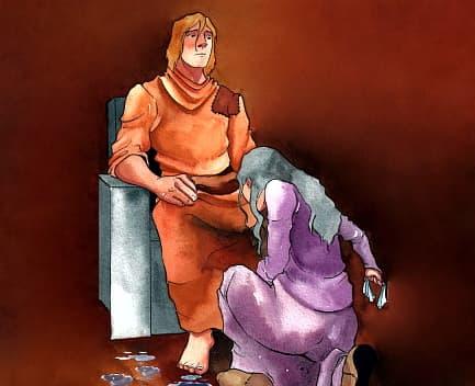 Odiseo y Euricle