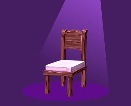 técnica de la silla vacía