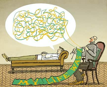 paciente terapia psicoanalítico