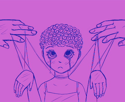 hijo manipulado