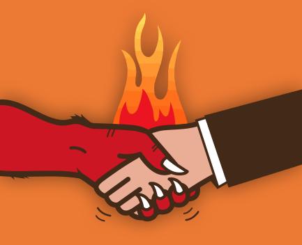 negociar con jefe tóxico