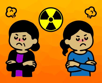 nuera & suegra tóxica