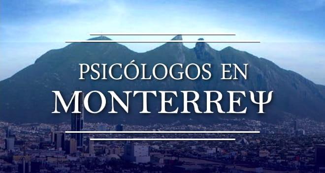 Psicólogos en Monterrey