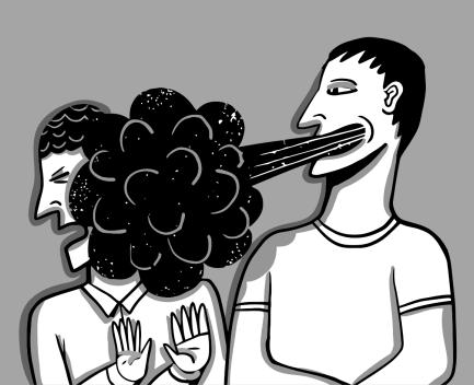 comunicación tóxica